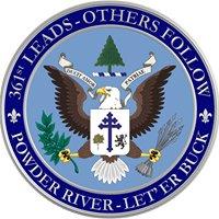 361st Infantry Association - WW II
