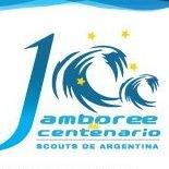Jamboree del Centenario Scout en Argentina 2012