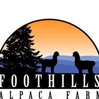 Foothills Alpaca Farm