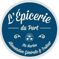 Epicerie du Port Sainte Marine