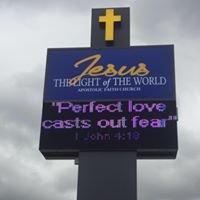 Apostolic Faith Church, Seattle