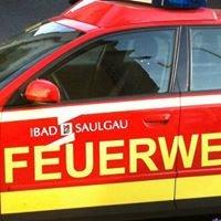 Freiwillige Feuerwehr Bad Saulgau