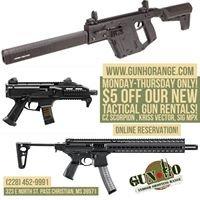 GunHo Indoor Shooting Range & Firearm Store