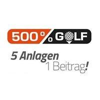 500% Golf