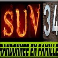 SUV 34 : Randonnée en famille