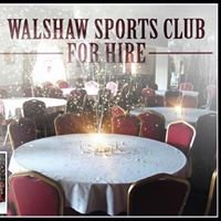 Walshaw Sports Club