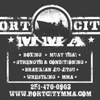 Port City MMA