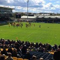 Worcester Warriors Rugby Ground