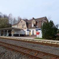 Bad Saulgau Bahnhof