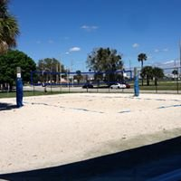 UCF Sand Volleyball Courts