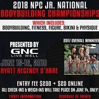 NPC Jr. Nationals