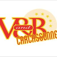 V and B Carcassonne