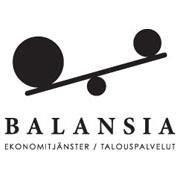 Balansia Ab ekonomitjänster / Balansia Oy talouspalvelut
