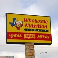 Wholesale Nutrition Center