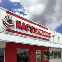 Mac's Steak in the Rough Rio Rancho