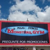 Monsters,gym