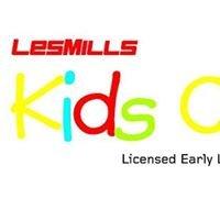 Les Mills Auckland City Kids Club