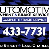 Automotive Alignment and Brake Service Inc.