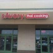 Savory Thai Cooking