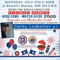 Key Largo Family 4th of July Free Picnic and Concert