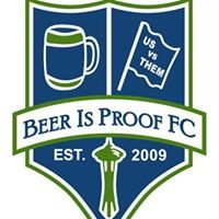 Beer Is Proof FC Tailgate