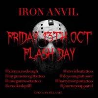 Iron Anvil-Tattoo Nowra
