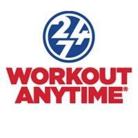 Workout Anytime Winston Salem