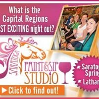 Saratoga Paint and Sip