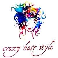 Crazy Hair Style