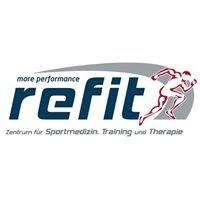 REFIT - Zentrum für Sportmedizin, Training, Therapie und Ernährung