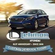 Lehman Hyundai Miami