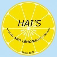 Hai's Food and Lemonade Stand