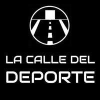 Calle del deporte Especialistas en fútbol, moda, baloncesto, tenis y padel.