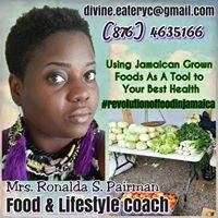 Food & Lifestyle Coach Mrs. Ronalda Pairman