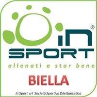 In Sport Biella - Piscina M. Rivetti