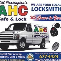 Bill Partington's AHC Safe & Lock Professional Locksmiths 386-677-4424