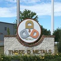 Three D Metals, Inc.