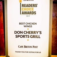 Don Cherry Sports Grill Sydney NS
