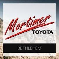 Mortimer Toyota Bethlehem