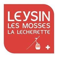 Télé Leysin Col Des Mosses La Lécherette