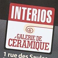 INTERIOS Galerie de Céramique