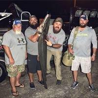Josh Galt Scale Damage Bowfishing