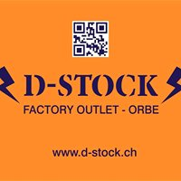 D-stock Factory Outlet-Orbe