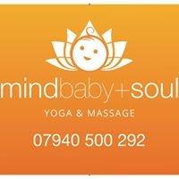 MIND BABY + SOUL Yoga & Massage - Babies, Kids & Families: Sheffield