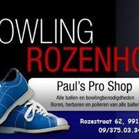 Bowling Rozenhof Paul's ProShop