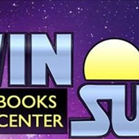 Twin Suns Comics and Games