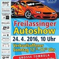 Autoshow Freilassing