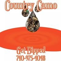 Country Camo LLC - Hydrographic Dipping