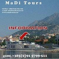 MaDi Tours Karlobag Senj