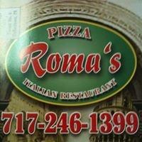 Roma's Pizza in Dallastown